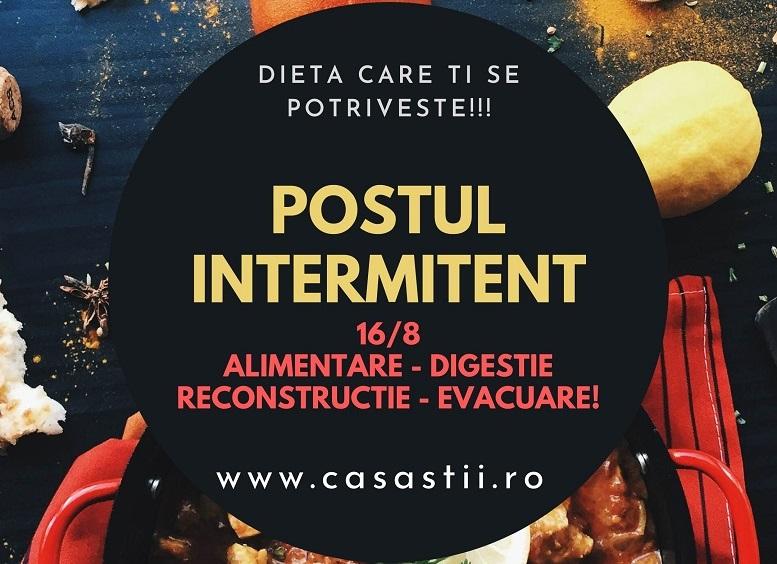 Dieta Postul intermitent casastii.ro 2