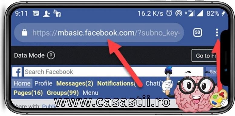 Descarca video de pe Faceboom schimband m cu mbasic