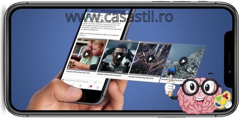 Descarca video de pe facebook cu safari