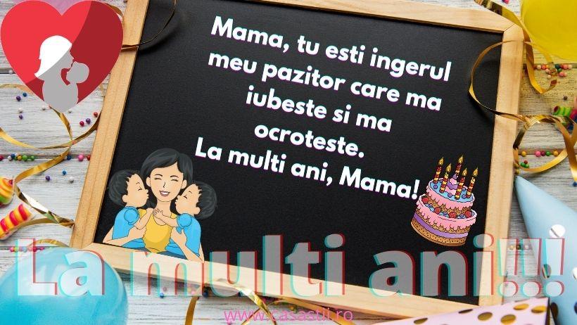 La Multi Ani, Mama!